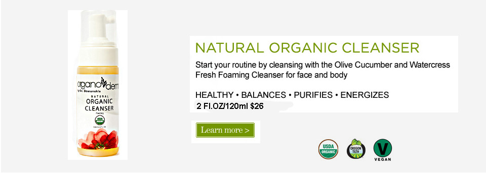 Organic Natural Cleanser